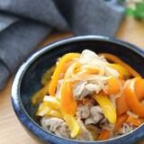 簡単なのに最高に美味しい*すぐ食べられる♡豚肉と野菜のマリネ