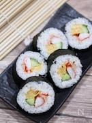 基本の太巻き寿司
