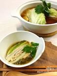お鍋ひとつde簡単♡白菜と豚肉の重ね煮