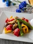 冷やして美味しい!夏野菜のスッキリ味噌炒め#作り置き