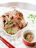梅酒de焼き豚