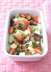 『イワシのバルサミコサラダ 作り置きレシピ イタリアンの前菜』