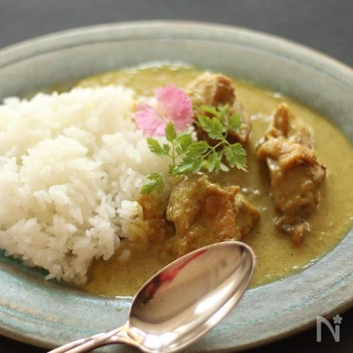 インドネシア風チキンカレー