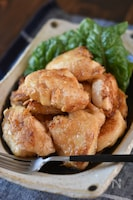 ガーリック醤油チキン【下味冷凍】