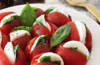 パスタやピザだけじゃない!爽やかな香りを楽しむバジルの活用レシピ15