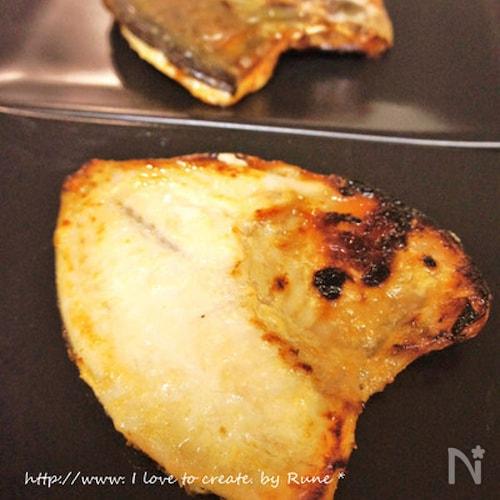 塩・醤油麹で激ウマ魚の粕漬け味噌の作り方