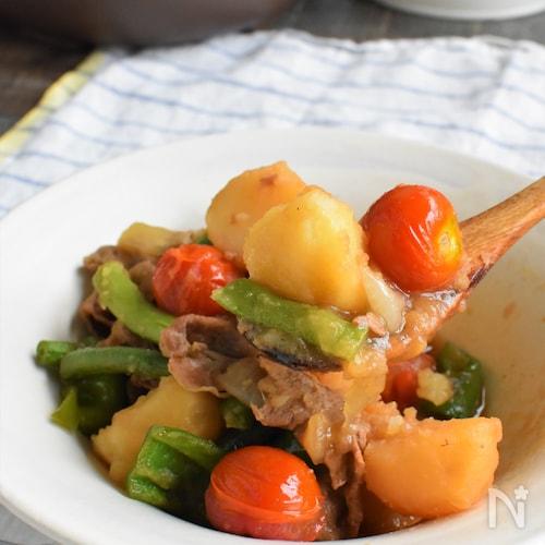 夏の肉じゃが〈BRUNO〉で旬和食