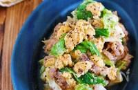 サラダからおかずまで♪キャベツ×卵の簡単で美味しいレシピ15