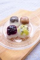 【砂糖不使用】4種のミルクゼリー -離乳食中期から-