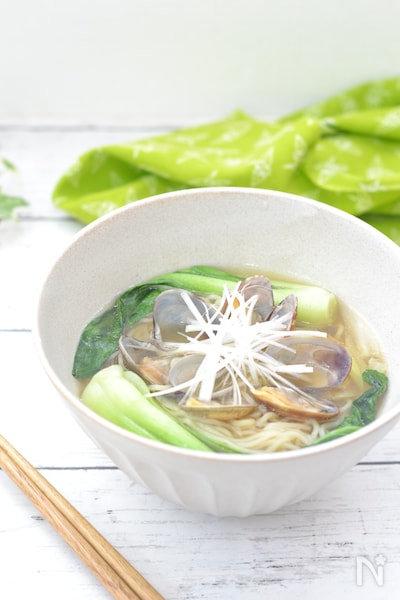 ラーメン レシピ 塩