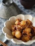 【10分】ふっくら仕立てがポイント♪ベビーホタテと生姜の佃煮