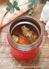 『時短&低カロリー!肉巻きエリンギのトマトシチュー』