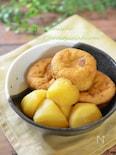 『がんもとじゃが芋のほっこり煮』簡単で美味しい和食の副菜