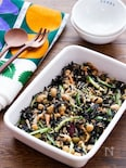 【作り置きOK】栄養豊富で美味しい!ひじきと豆のデリ風サラダ