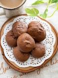 材料3つで出来るしっとり生チョコクッキー♡