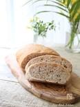 玄米雑穀のもっちりザクザクパン