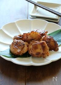 『鶏肉のごましょうゆ焼き』