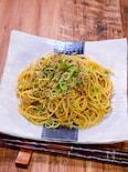 甘辛ジャコで作る「ピリッと美味しいパスタ」