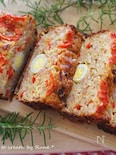 サクサクふんわり野菜Wチーズケーク・サレ