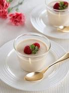 ミルクティーパンナコッタ