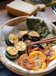 パルミジャーノの旨み広がる 夏野菜の煎(ジョン)