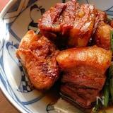 豚の角煮(長崎風)