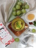 香り華やかな白ぶどうと東方美人茶のサングリアティー