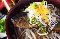 【年越し蕎麦】天ぷらよりヘルシー!簡単大根入りにしん蕎麦