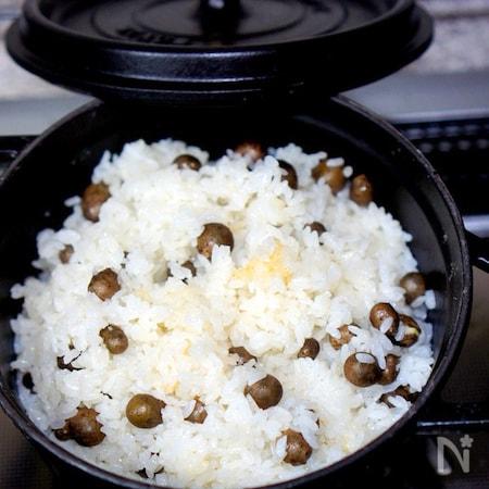 ご飯 むかご むかごご飯レシピ・作り方の人気順|簡単料理の楽天レシピ