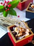 【基本のおせち料理】カリカリが美味しい*くるみ入り田作り