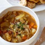 『野菜たっぷり!我が家のカレースープ』#朝ごはん#子供