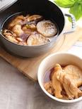 【STAUB】鶏肉のやわらかうま煮