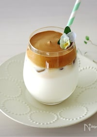 『韓国で大流行!! ハマる美味しさ♡ タルゴナコーヒー』