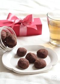 『ザクザク!上新粉で作る。グルテンフリーのチョコレートクッキー』