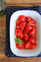 ミディトマトのマリネサラダ