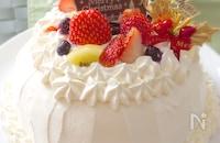 クリスマスケーキがフライパンで作れる!? フライパンで作る失敗知らずのスポンジ