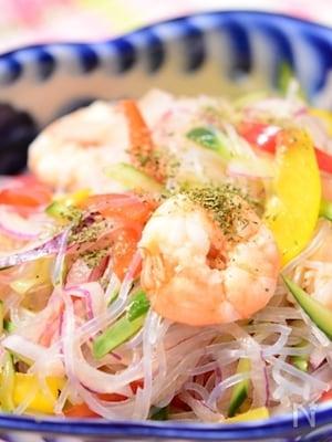 ヤムウンセン(タイ風春雨サラダ)