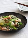 春キャベツの八宝菜。
