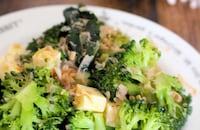 ブロッコリーのおかかチーズ和えサラダ