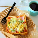 冷凍ピザトーストの作り置きの方法