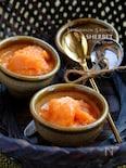 簡単絶品♡柿のシャーベット!