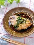 お魚レパートリーに♡絶品!『こんがりぶりの簡単香味だれがけ』