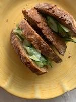 ⭐️シンプルイギリス風キュウリのサンドイッチ