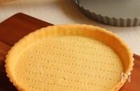 バター不使用!米粉のサクサクタルト生地