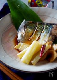 『ご飯がススム!タレが美味しい鯖の甘辛しょうゆ煮#お弁当にも』
