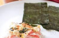 世界で人気!?ベイクド スシ baked sushi
