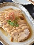 レンジで簡単♪鶏チャーシュー【冷凍・作り置き】