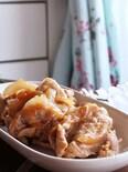 お肉柔らか♡豚肉と玉ねぎの生姜味噌焼き