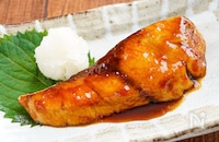【ふっくらぶりの照り焼き】ご飯に合う♬︎お魚レシピ