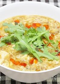 『酸辣湯麺(サンラータン麺)』